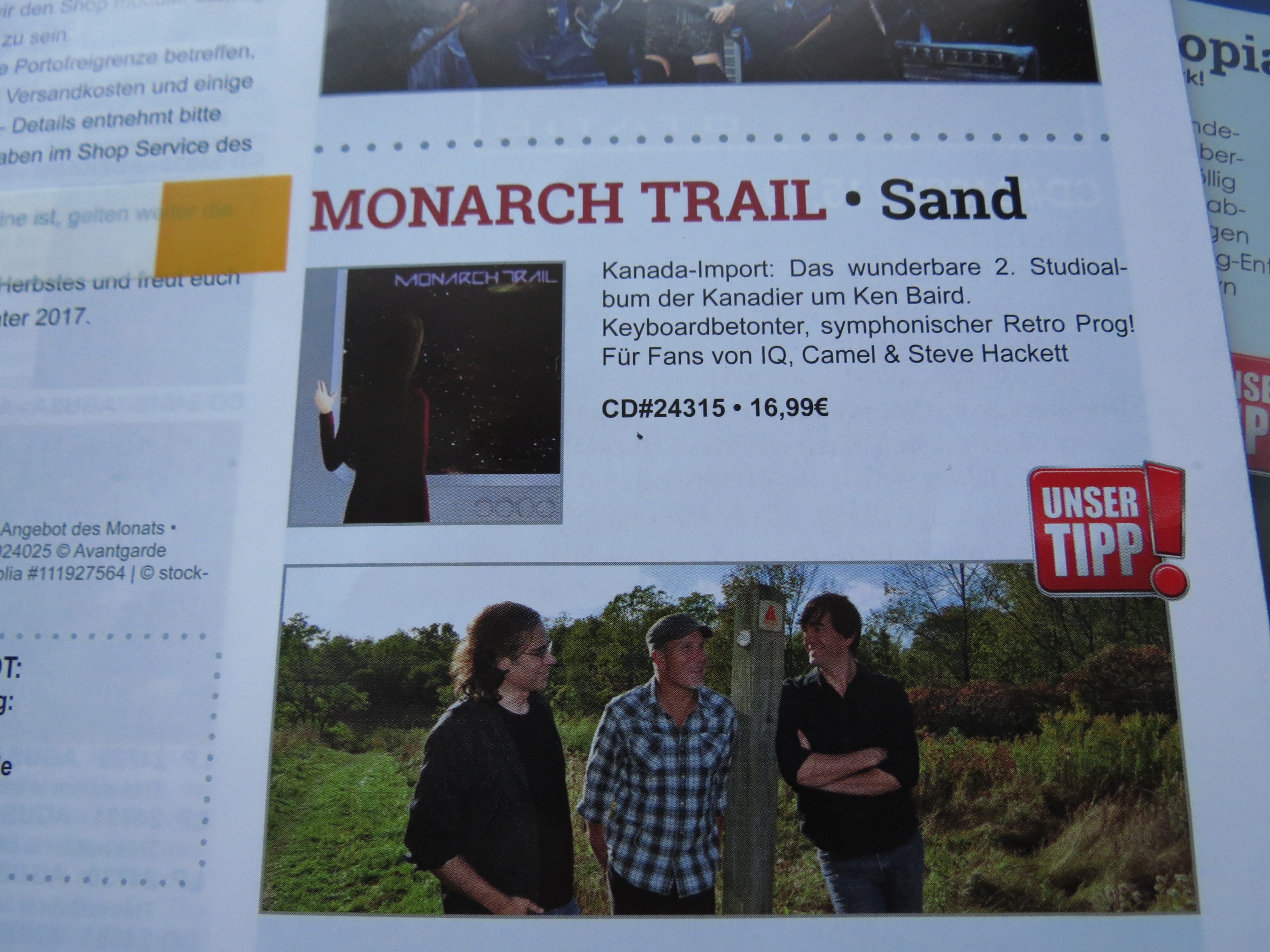 News | Monarch Trail